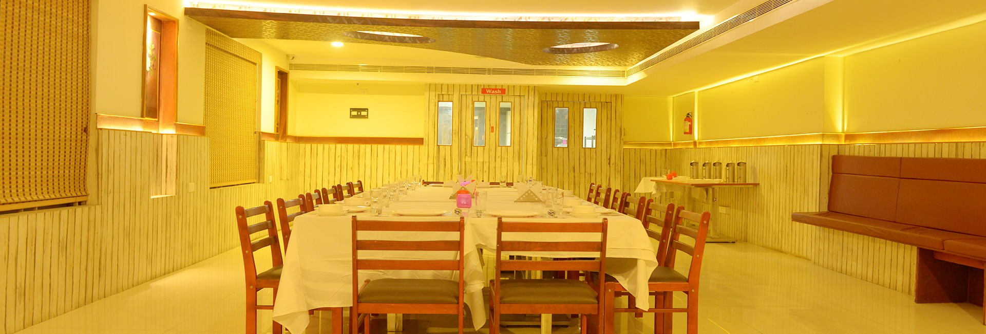 Banquet Hall in yelagiri